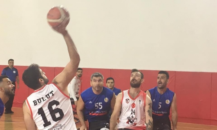 Gaziantep Basketbol takımı fark attı: 93-46