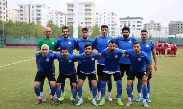 Karaköprü Belediyespor Tokat'ı geçemedi: 1-1