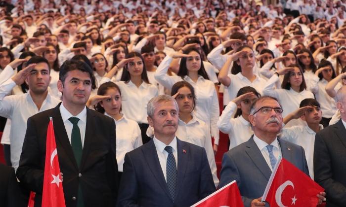 Şahinbey'den Askere Marşlı selam