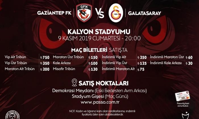 Galatasaray biletleri satışa çıktı