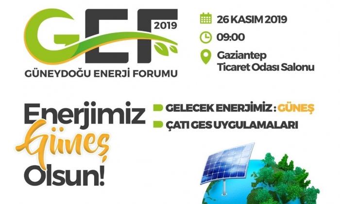 Enerji Forumu'na hazırlanıyorlar
