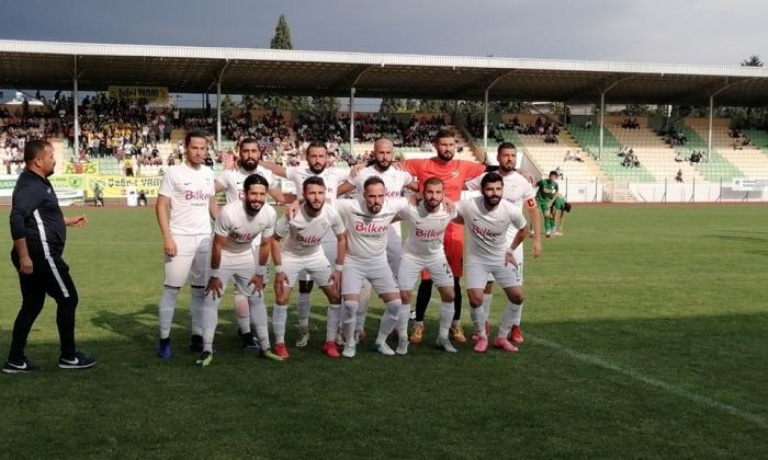 Nizipspor ilk yarıda bitirdi: 2-0