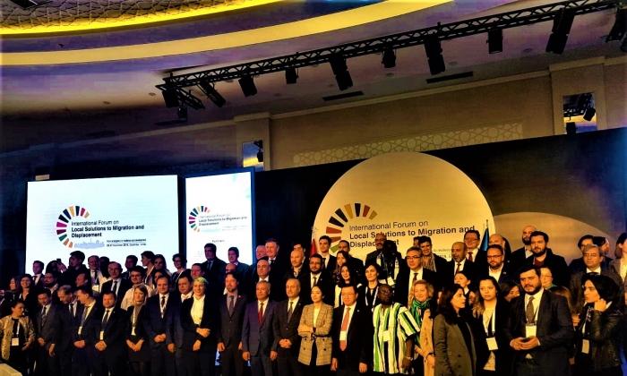 Uluslar arası Belediyeler Forumu sona erdi