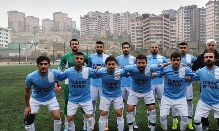 Gazispor'dan seriye devam: 2-0