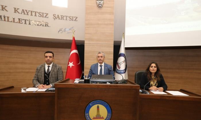 Şahinbey'de Aralık Meclisi