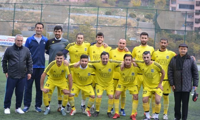 Camcıoğluspor taht salladı: 1-1