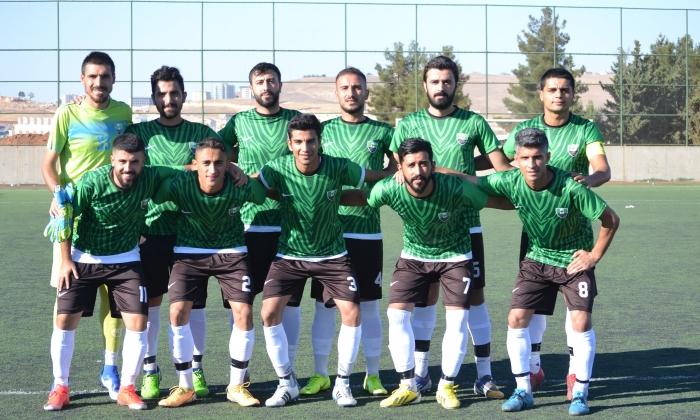 Şehitkamil Belediyespor affetmiyor: 6-0