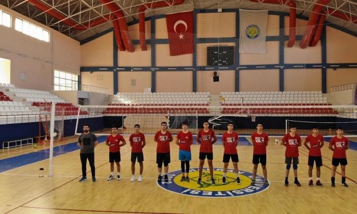 Harran Üniversitesi Milli takıma sporcu yetiştiriyor