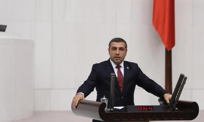 Taşdoğan'dan plazma bağışı çağrısı