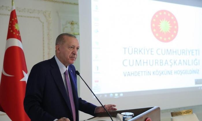 Altunkaya ve Kaplan Cumhurbaşkanı Erdoğan'a sorunları anlattı