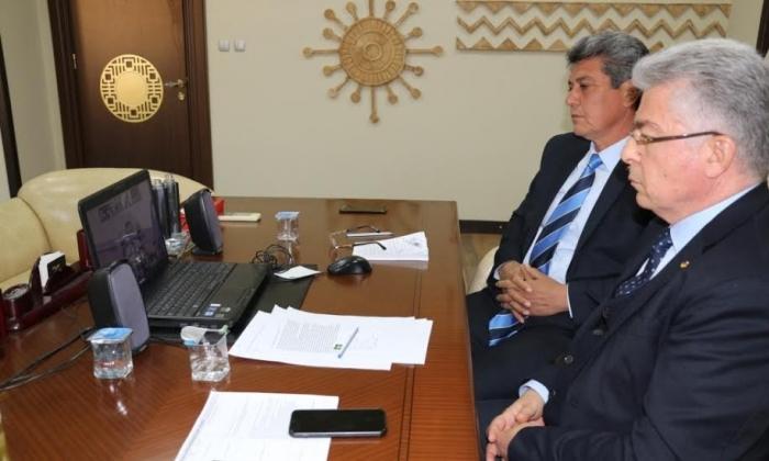 NTO Gaziantep Oda ve Borsaları müşterek istişare toplantısına katıldı