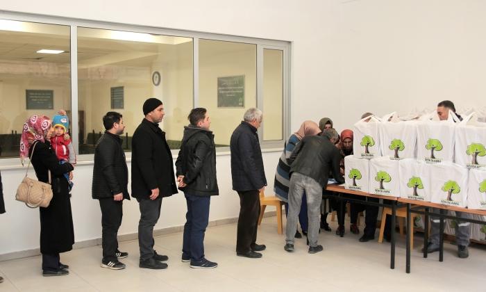 Şehitkamil'den Çölyak Hastalarına yardım