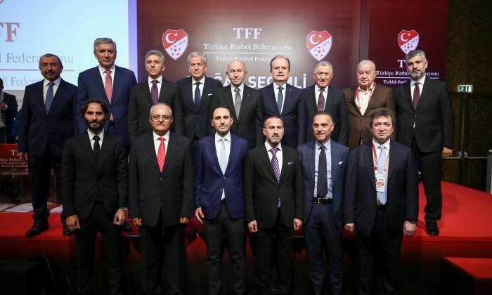TFF'de görev Bölümü