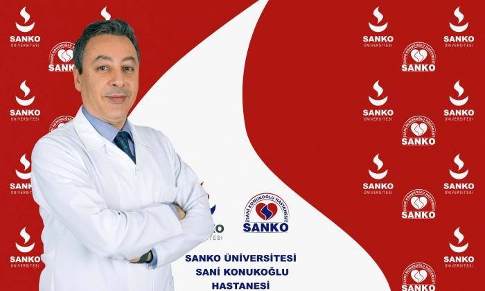 Ayhan Özkur Sanko Hastanesi'nde