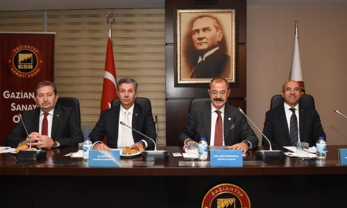 GSO Eylül Meclisini yaptı