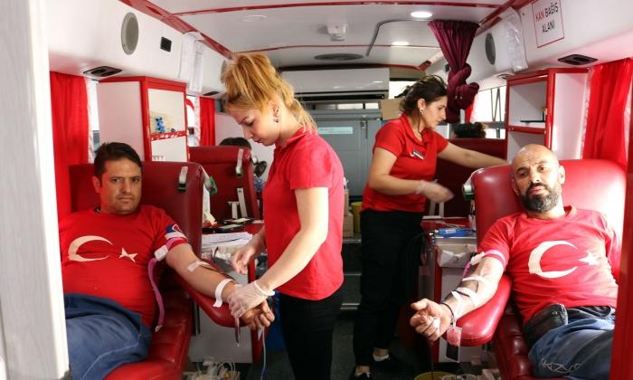 Sanko Holding'den Kan bağışı