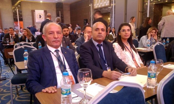 NTO Diyarbakır Akreditasyon çalıştayına katıldı