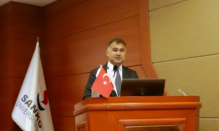 Sanko Üniversitesi'nde Bağımlılıkla mücadele anlatıldı