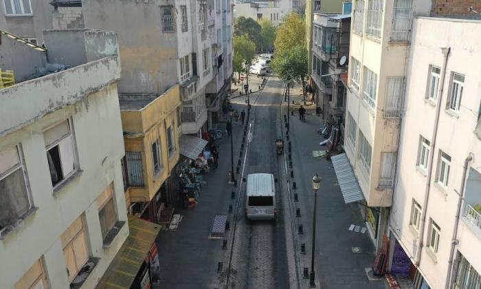 Hamdi Kutlar Caddesi trafiğe kapanıyor