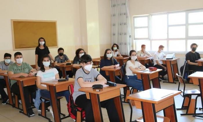 GKV'de yüz yüze Eğitim heyecanı