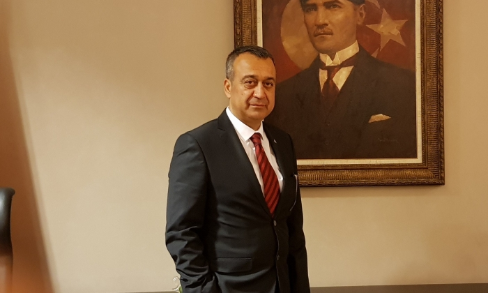 GAİB Koordinatör Başkanı Fikret Kileci oldu