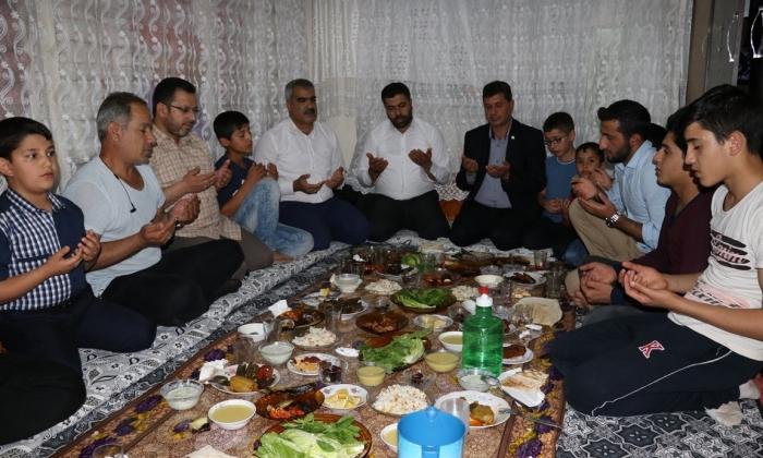 HÜDAPAR'dan ilk iftar