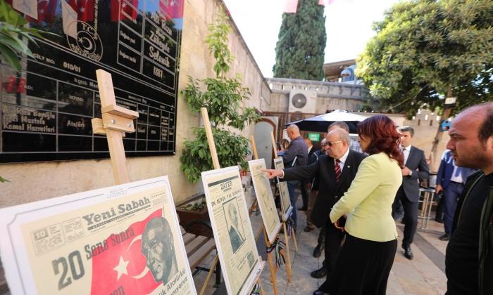 Atatürk temalı sergi